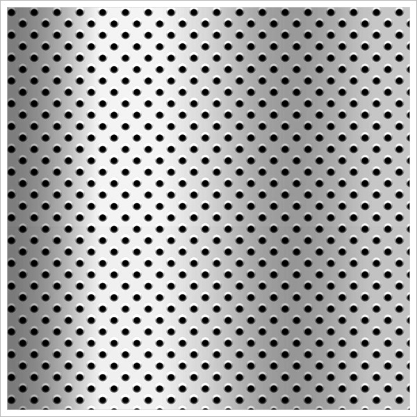 stainless steel perforated metal